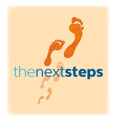 The Next Steps logo