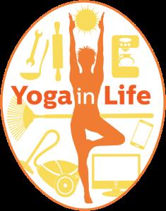 Yoga in Life_logo
