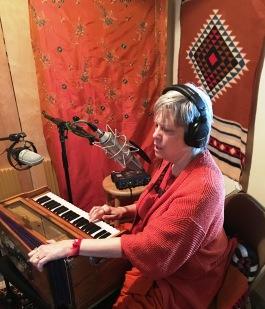 Swamiji MME recording.JPG
