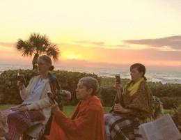 FL retreat sunrise guru gita