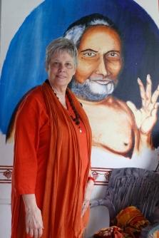Swamiji in Ganeshpuri