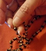 Swamiji japa mala cropped