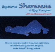 Experience Shavasana & Ujjayi Pranayama