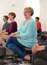 Heroes Post Seated Yoga 1