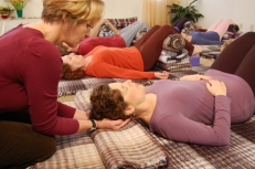 Yoga Therapy Intensive Adjustment 1