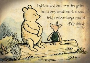 Piglet and Pooh Gratitude