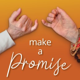 2018 Make a Promise Fundraising Logo