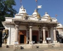 Nityanandas Temple - Ganeshpuri